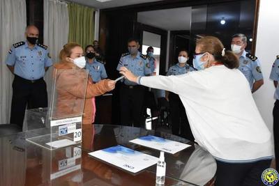 Inician evaluaciones a postulantes de la Policía Nacional •
