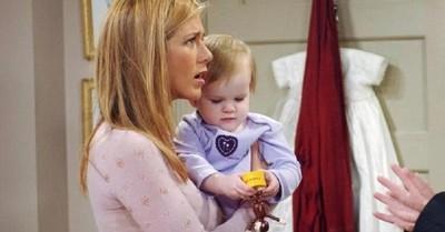"""Jennifer Aniston podría anunciar la adopción de su bebé en la reunión de """"Friends"""""""