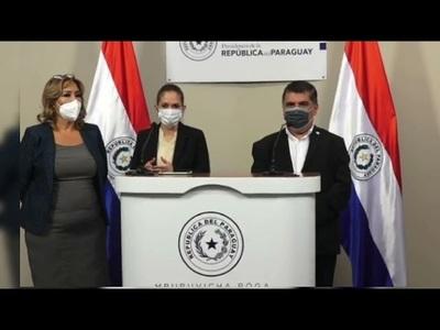 LANZAN ''PYTYVÕ MEDICAMENTOS'' PARA ASISTIR A PACIENTES CON COVID-19 INTERNADOS EN UTI