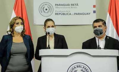 """Gobierno crea programa """"Pytyvõ Medicamentos"""" para pacientes con COVID-19"""