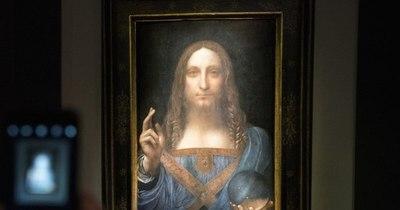 """La Nación / ¿El """"Salvator Mundi"""" lo pintó Leonardo da Vinci o no?"""