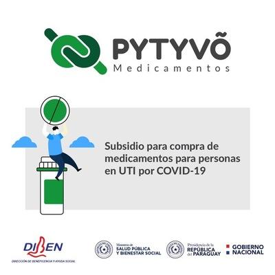 Presentan Pytyvõ Medicamentos para familiares de pacientes con covid
