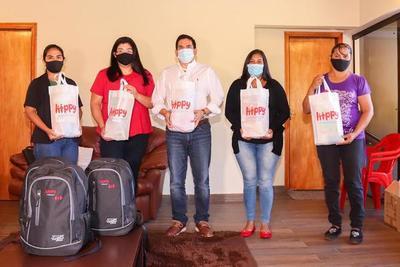 HIPPY: Programa de aprendizaje internacional que empodera a padres llega a Paraguarí