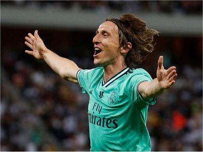 """Modric sobre Mbappé: """"Los grandes jugadores son siempre bienvenidos"""""""