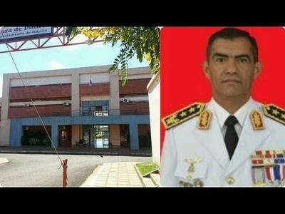 CRIO. JUAN BLANCO ORTÍZ, NUEVO DIRECTOR DE LA POLICÍA EN ITAPÚA
