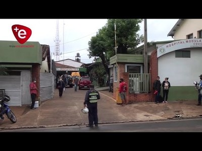 OBRAS DE REFACCIÓN Y NUEVA ÁREA EN EL HOSPITAL REGIONAL DE ENCARNACIÓN