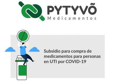 Pytyvõ Medicamentos subsidiará los gastos de pacientes con Covid-19 que están en UTI