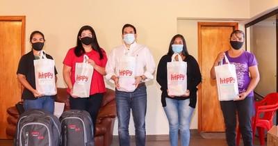 La Nación / Hippy, el innovador programa de aprendizaje internacional llegó a Paraguarí