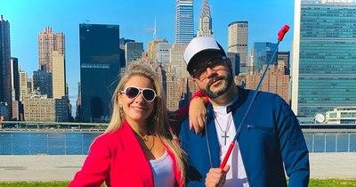 La Nación / Emprendedores LN: desde Nueva York montaron un minigolf para el entretenimiento local