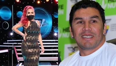 A pedido del público mexicano, Techy visitó a Cabañas