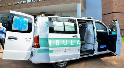 Gobernación entregará ambulancia al Hospital de Caaguazú