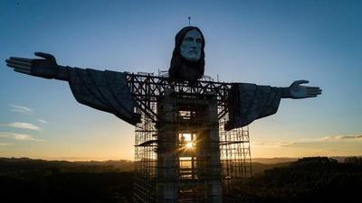 Al Cristo de Río de Janeiro le sale un competidor brasileño y más alto – Prensa 5