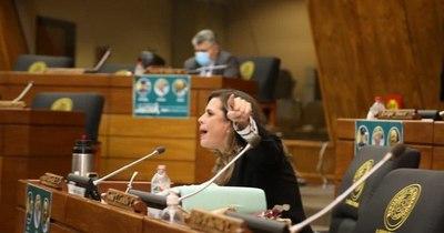La Nación / Empresario que pidió pérdida de investidura de Kattya González solicita reconsideración a Diputados