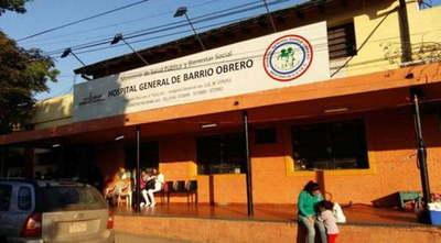 Funcionarios del Hospital de Barrio Obrero fueron vacunados con diferentes vacunas