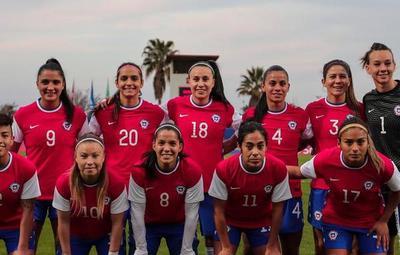Selección chilena femenina hace historia y clasifica a los Juegos de Tokio