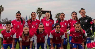 Chile clasificó a los Juegos Olímpicos de Tokio