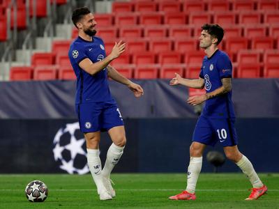 Chelsea no defrauda y se mete a semifinales