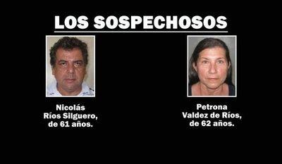 Detienen a pareja que habría arrollado y matado a ciclista guaireño