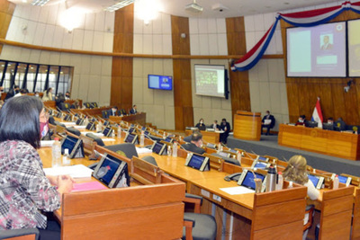 Diputados aprueba «gasto cero» para pacientes con Covid-19
