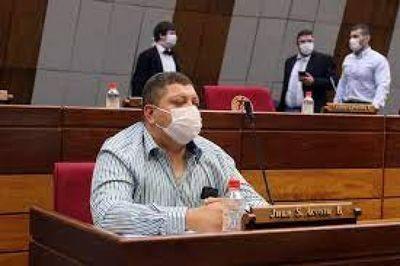 Diputados colorados entre ellos Juancho Acosta rechazan destinar fondos de binacionales para Salud