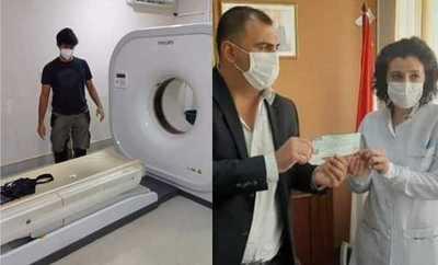 Ya funciona el tomógrafo del Hospital de Caazapá