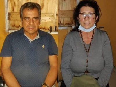 Detienen a pareja sospechosa de muerte de ciclista en Guairá