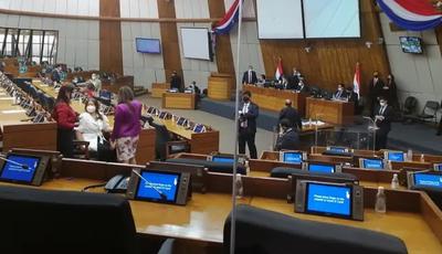Diputados rechazaron destinar fondos de binacionales para compra de medicamentos