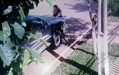 Conductor que habría atropellado y matado a ciclista fue detenido