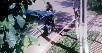 Detienen a conductor sospechoso de arrollar y matar a ciclista