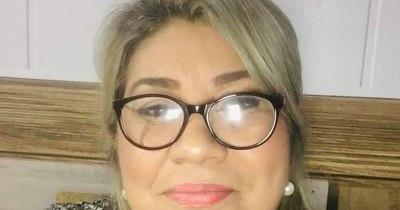 La Nación / Organizan actividades para solidarizarse con la periodista Desire Cabrera