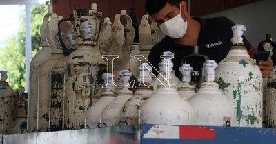 La Nación / Aprueban propuesta para resolver falta de provisión de oxígeno