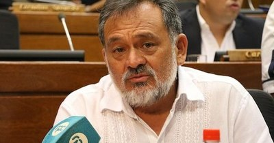 La Nación / Comisión Ejecutiva de la ANR pide la pérdida de investidura de Sixto Pereira