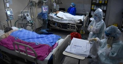 La Nación / Fatal martes 13: COVID-19 se cobró hoy 89 vidas