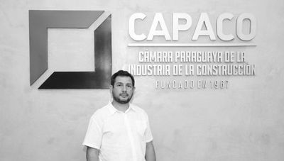 """Daniel Díaz de Vivar de Capaco: """"Darle mejor acceso al sistema productivo e incentivar la creación de industrias que forman parte de la cadena de la construcción es fundamental"""""""