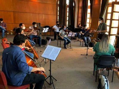 Primer recital 2021 de OSIC en tributo  al tema La Catedral