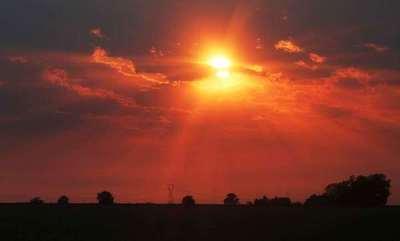 Mitad de semana con clima cálido a nivel país