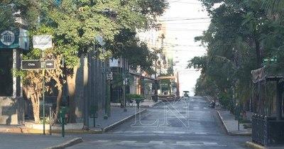 La Nación / Pronostican miércoles fresco a cálido y sin lluvias