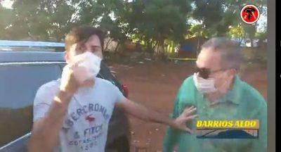 El conocido vividor Aldo Barrios provocó hasta el límite a médico, y recibió una paliza – Diario TNPRESS