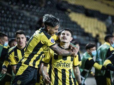 Los juveniles del Peñarol se ponen al hombro la clasificación