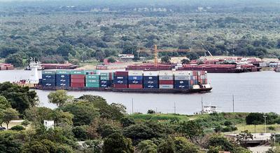 Comercio exterior registró exportaciones 3,4 % más que el año pasado