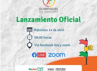 """Fundación Paraguaya organiza sus tradicionales """"Olimpiadas del Semáforo"""""""