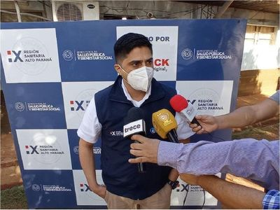 Más de 90 personas menores de 85 años se vacunaron en Alto Paraná