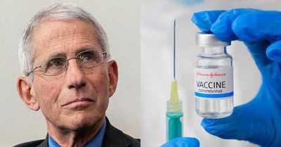 Anthony Fauci se refirió a la suspensión de la vacuna de Johnson & Johnson tras los casos de trombosis