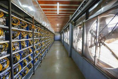 Intervienen mineradora de BITCOINS en Hernandarias