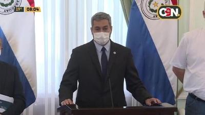 Postergan licitación del Puente Carmelo Peralta para destinar fondos a Salud