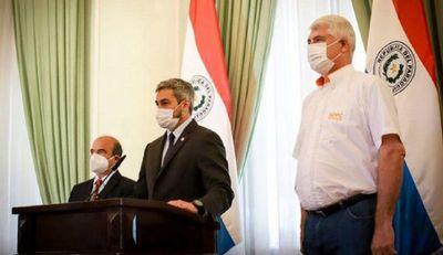 Gobierno posterga licitación de puente con Brasil para destinar fondos a Salud