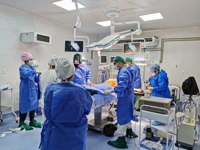 En dos años y medio, Yacyretá destinó más de G. 87.000 millones al sistema de salud