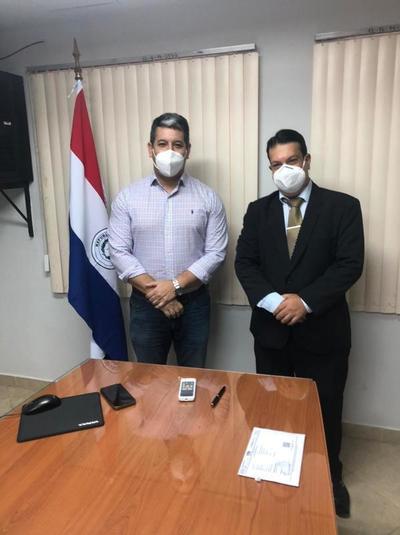 Mitic y Sinafocal acuerdan realizar cursos de oratoria para comunicadores del Estado
