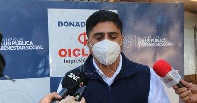 """La Nación / Kunzle calificó de """"injustificable"""" lo ocurrido en Franco"""