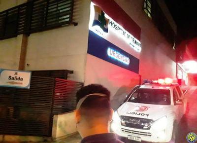 Un hombre fue baleado por motochorros frente a sus hijos en una plaza de Luque •